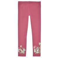 Textiel Meisjes Leggings Name it NMFTHUMPER ENGLA LEGGINGS Roze