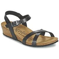 Schoenen Dames Sandalen / Open schoenen Papillio ALYSSA Zwart