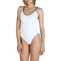 Textiel Dames Badpak Karl Lagerfeld - kl21wop01 Wit