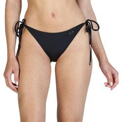 Textiel Dames Badpak Karl Lagerfeld - kl21wbt11 Zwart