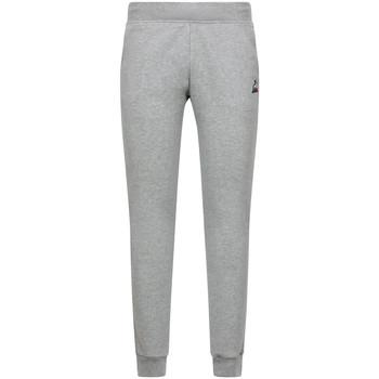 Textiel Heren Trainingsbroeken Le Coq Sportif ESS Pant Slim N°1 Grijs