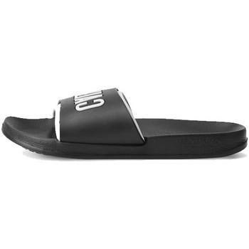 Schoenen Dames slippers Calvin Klein Jeans KW0KW01372 Nero