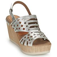 Schoenen Dames Sandalen / Open schoenen Dorking SALMA Zilver
