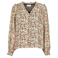 Textiel Dames Tops / Blousjes Betty London  Multicolour