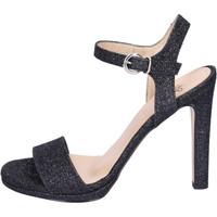 Schoenen Dames Sandalen / Open schoenen Moga' Sandalen BH66 Zwart