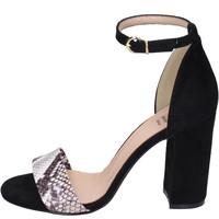 Schoenen Dames Sandalen / Open schoenen Moga' Sandalen BH68 Zwart