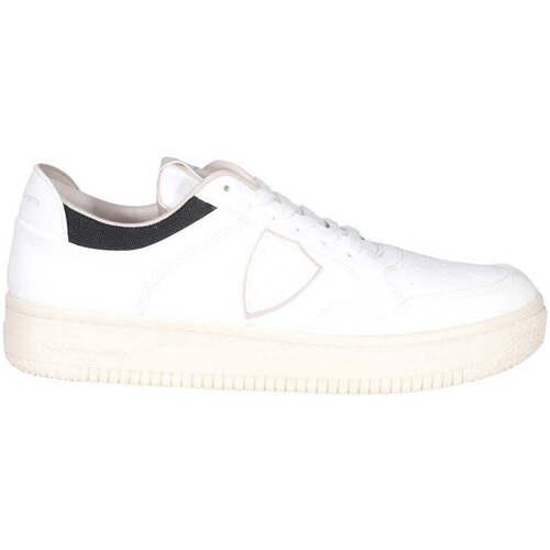 Schoenen Heren Lage sneakers Philippe Model  witte