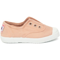Schoenen Kinderen Tennis Cienta Chaussures en toiles bébé  Tintado rose clair