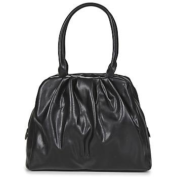Tassen Dames Handtassen kort hengsel Moony Mood ODALINE Zwart