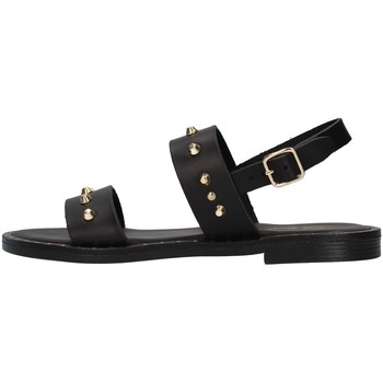 Schoenen Dames Sandalen / Open schoenen S.piero E2-013 BLACK