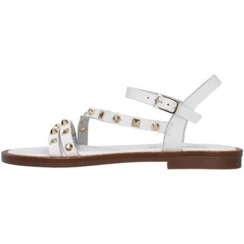 Schoenen Dames Sandalen / Open schoenen S.piero E2-009 WHITE