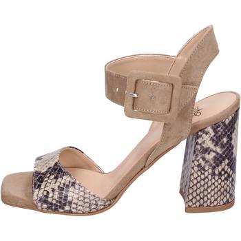 Schoenen Dames Sandalen / Open schoenen Moga' Sandalen BH75 Beige