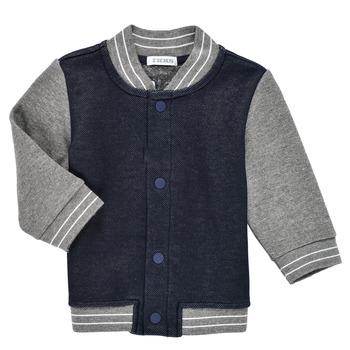 Textiel Jongens Vesten / Cardigans Ikks AVOCAT Multicolour