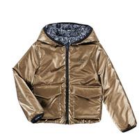 Textiel Meisjes Wind jackets Ikks ORCHIDEE Marine
