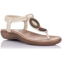 Schoenen Dames Sandalen / Open schoenen Zapp 17063 Goud