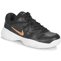 Schoenen Dames Lage sneakers Nike WMNS NIKE COURT LITE 2 Zwart / Brons