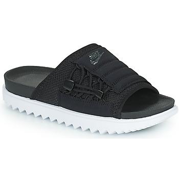 Schoenen Dames slippers Nike WMNS NIKE ASUNA SLIDE Zwart