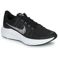 Schoenen Heren Running / trail Nike NIKE ZOOM WINFLO 8 Zwart / Wit
