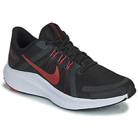 Schoenen Heren Running / trail Nike NIKE QUEST 4 Zwart / Rood