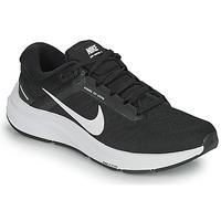 Schoenen Heren Running / trail Nike NIKE AIR ZOOM STRUCTURE 24 Zwart / Wit