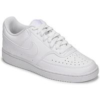 Schoenen Dames Lage sneakers Nike W NIKE COURT VISION LO NN Wit