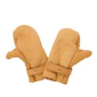 Accessoires Kinderen Handschoenen Easy Peasy TOUCHOO Bruin