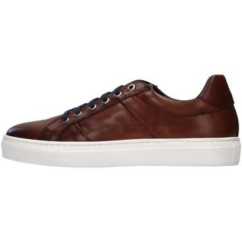 Schoenen Heren Lage sneakers Re Blu' 8051 BROWN