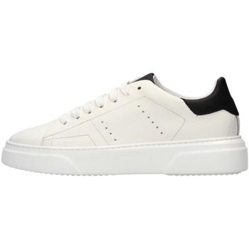 Schoenen Heren Lage sneakers Re Blu' 046 WHITE