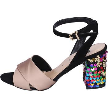 Schoenen Dames Sandalen / Open schoenen Luni BH94 Zwart