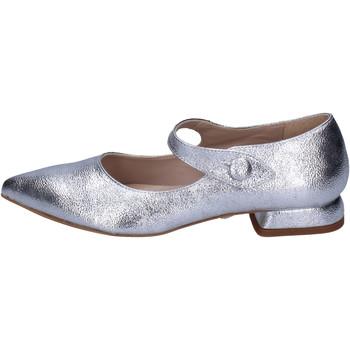 Schoenen Dames Ballerina's Luni BH95 Zilver
