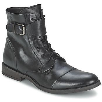 Schoenen Dames Laarzen Balsamik EMA Zwart