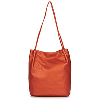 Tassen Dames Handtassen lang hengsel Moony Mood OPILE Rood / Oranje