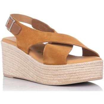Schoenen Dames Sandalen / Open schoenen Zapp 4722 Bruin