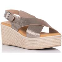 Schoenen Dames Sandalen / Open schoenen Zapp 4722 Goud