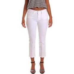 Textiel Dames ¾ jeans & 7/8 jeans Pepe jeans PL202288TA2R Wit