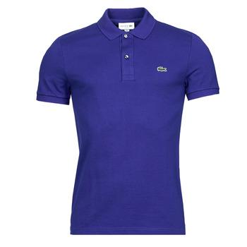Textiel Heren Polo's korte mouwen Lacoste POLO SLIM FIT PH4012 Blauw