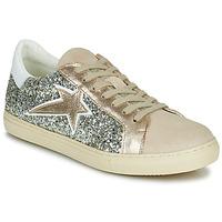 Schoenen Dames Lage sneakers Betty London PAPIDOL Grijs
