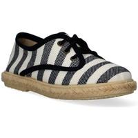 Schoenen Jongens Lage sneakers Luna Collection 55920 blauw