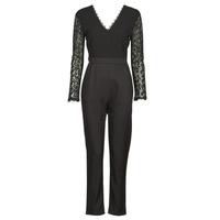 Textiel Dames Jumpsuites / Tuinbroeken Betty London  Zwart