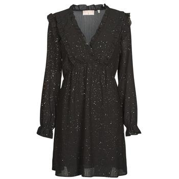 Textiel Dames Korte jurken Moony Mood ABBARETZE Zwart