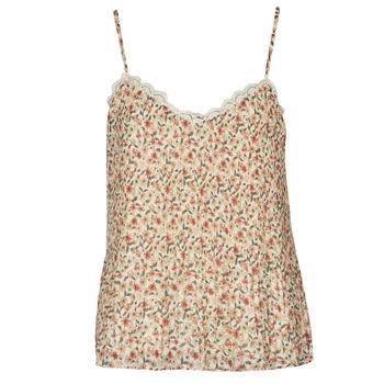 Textiel Dames Tops / Blousjes Moony Mood ABERES Beige
