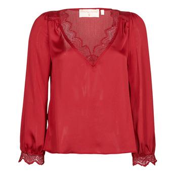 Textiel Dames Tops / Blousjes Moony Mood ABITAIN Rood