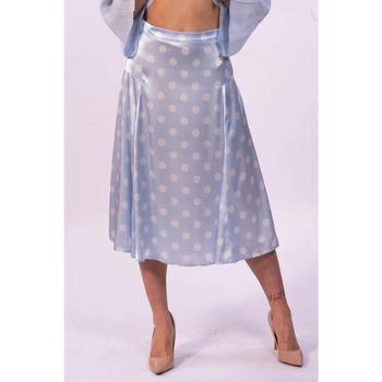 Textiel Dames Rokken Fracomina F321SG2004W41101 Kleurloos