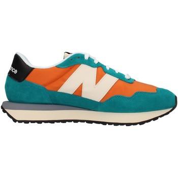 Schoenen Heren Lage sneakers New Balance MS237AB ORANGE