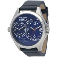 Horloges & Sieraden Heren Analoge horloges Sector - R3251180015 Blauw