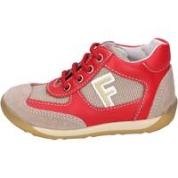 Schoenen Jongens Lage sneakers Falcotto Sneakers BH195 Rood
