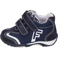 Schoenen Jongens Lage sneakers Falcotto Sneakers BH198 Blauw