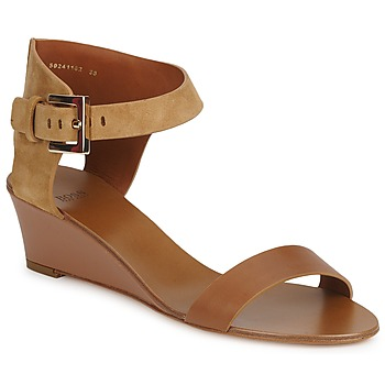 Schoenen Dames Sandalen / Open schoenen Hugo Boss Black SAFFY Bruin