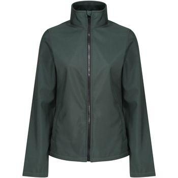Textiel Dames Wind jackets Regatta TRA629 Donker sparren/zwart