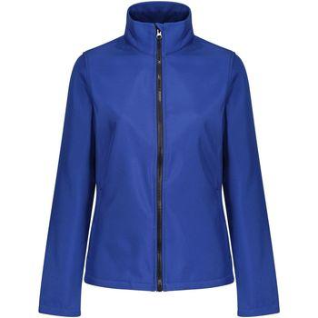 Textiel Dames Windjack Regatta TRA629 Koningsblauw/zwart